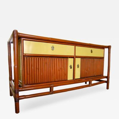 John Wisner Asian Inspired Sideboard