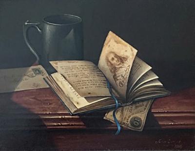 John Yerger Offered by DANA TILLOU FINE ARTS