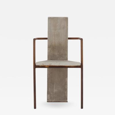 Jonas Bohlin Chair Concrete