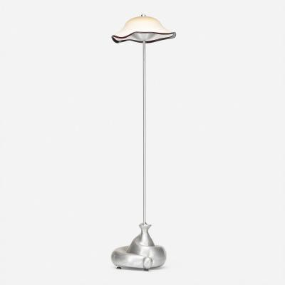 Jordan Mozer Jordan Mozer Fiddlehead floor lamp from the D Alba Residence Glencoe