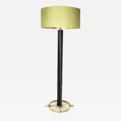 Jordi Vilanova TWISTED STANDING LAMP BY JORDI VILANOVA BARCELONA