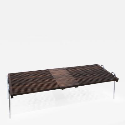 Jorge Zalszupin Expandable Coffee Table