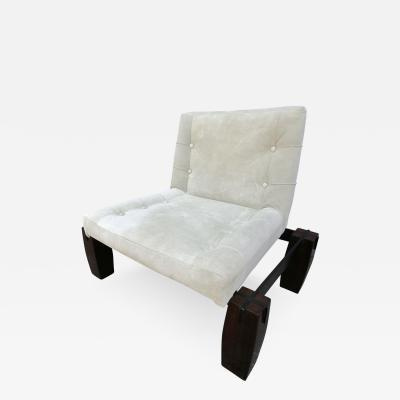 Jorge Zalszupin Jorge Zalszupin 1960s Brazilian Jacaranda Lounge Chair