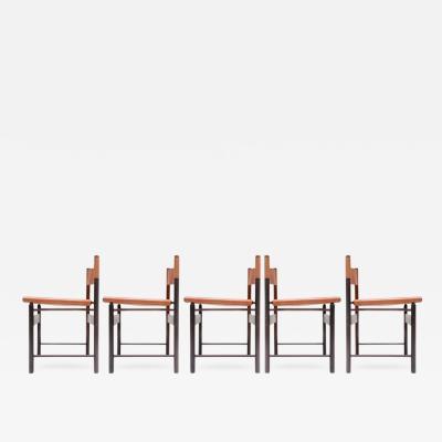 Jorge Zalszupin Rare Jorge Zalszupin Dining Chairs