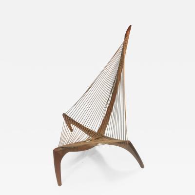 Jorgen Hovelskov Early Harp Chair Designed by Jorgen Hovelskov