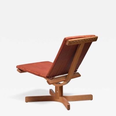 Jorgen Hovelskov Jorgen Hovelskov prototype chair Denmark 1960s
