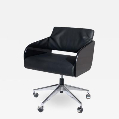 Jos Mart nez Medina Avec Two Swivel Arm Desk Conference Chair by Jos Mart nez Medina for JMM