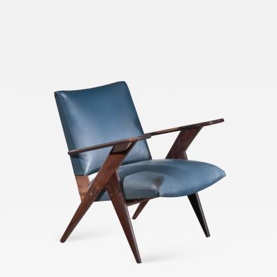 Jos Zanine Caldas Jose Zanine Caldas wooden armchair Brazil