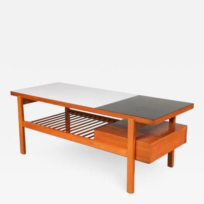 Jos de Mey Jos de Mey Coffee Table for Van Den Berghe Pauvers Belgium 1950