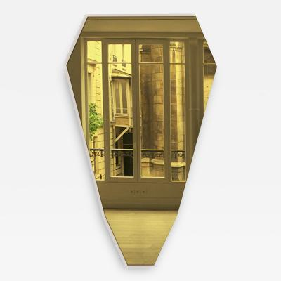 Jose Levy Gold Mirror by Jose Levy