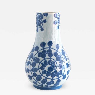 Josef Ekberg Josef Ekberg Spiral Vase For Gustavsberg