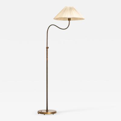 Josef Frank Floor Lamp Produced by Svenskt Tenn