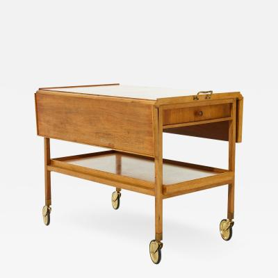 Josef Frank Josef Frank Tea Trolley Svenskt Tenn Model 756