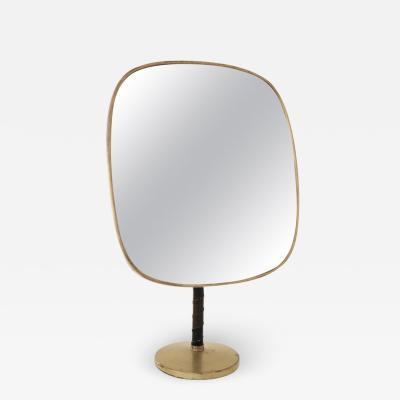 Josef Frank Table Mirror by Nordiska Kompaniet 1950s