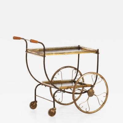 Josef Frank Trolley Produced by Svenskt Tenn