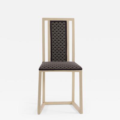 Josef Hoffmann A very rare Josef Hoffmann and Wiener Werkstaette Chair