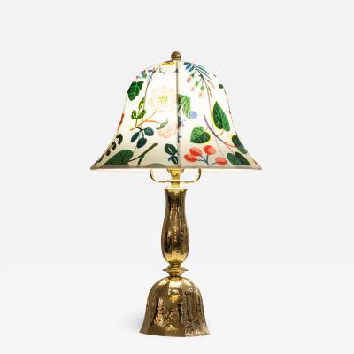 Josef Hoffmann Hammered Josef Hoffmann Wiener Werkstaette Table Lamp 1920 Re Edition
