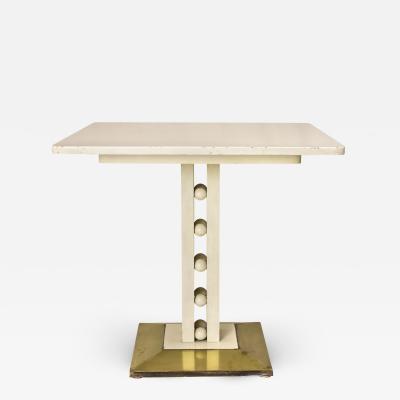 Josef Hoffmann Table for Thonet circa 1910 Austria