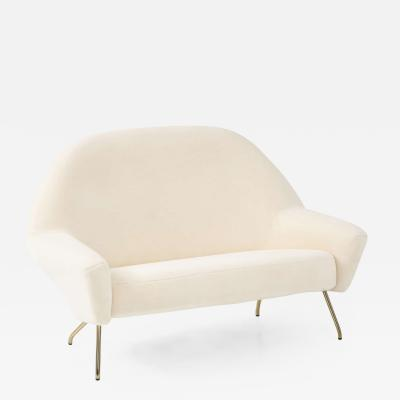 Joseph Andre Motte chic two seater sofa