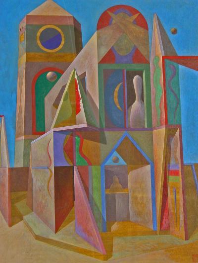 Joseph Anthony Amarotico Composition