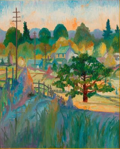 Joseph Barrett Buckingham Farm