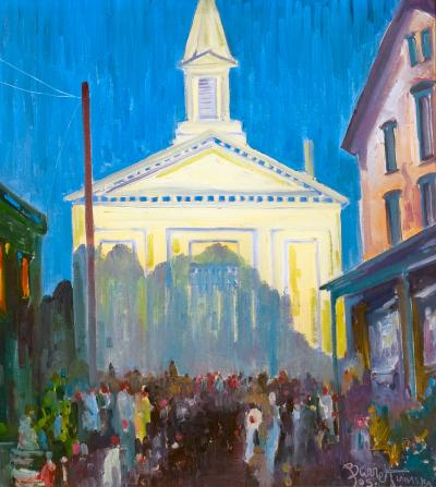 Joseph Barrett Church Street