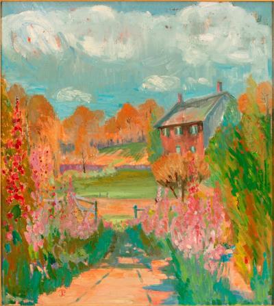 Joseph Barrett Holicong Garden