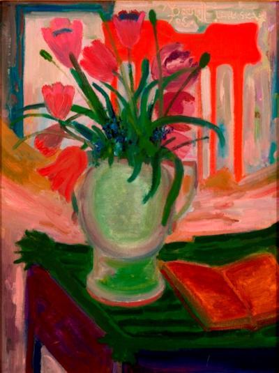 Joseph Barrett Summer Flowers