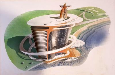 Joseph Binder Hotel Futura