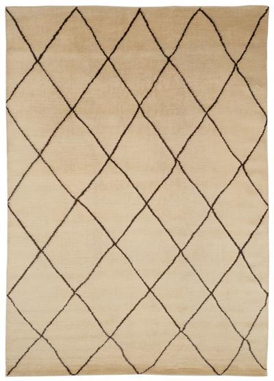 Joseph Carini Carini Modern Mohair Handwoven Area Rug 6 9