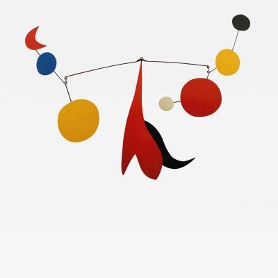 Joseph Meerbott Constellation Stabile Sculpture