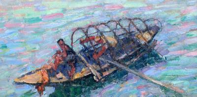 Joseph Morris Raphael Fishermen
