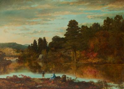 Joseph Morviller Autumn Afternoon