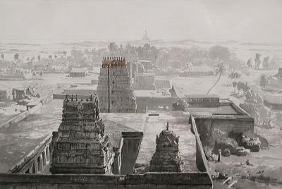 Joseph Selleny Rock cut Temples at Mahabalipurham