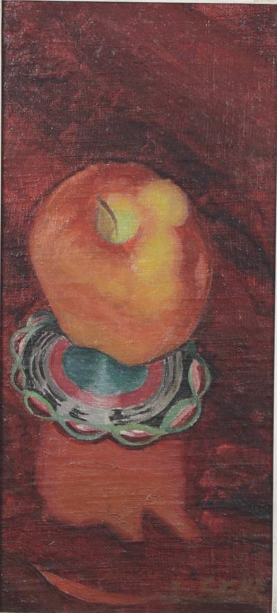 Joseph Stella The Apple