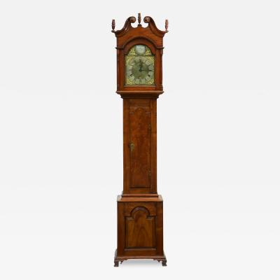 Joshua Humphreys Tall Case Clock