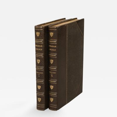 Josiah Gilbert Hollands The Life of Abraham Lincoln FIRST EDITION