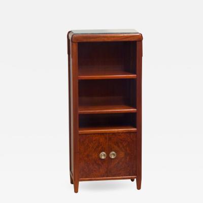 Joubert et Petit DIM DIM Joubert Et Petit French Art Deco Small Cabinet