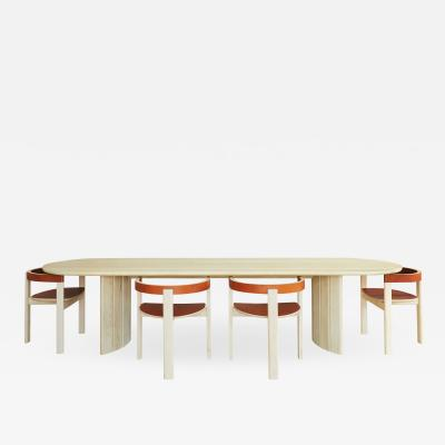 Jude Heslin Di Leo GIBBOUS DINING TABLE