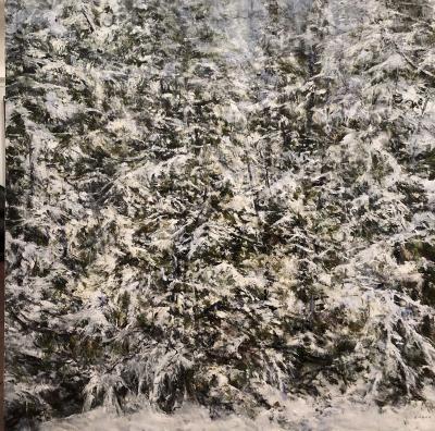 Judy Cheng Winter Scenic View