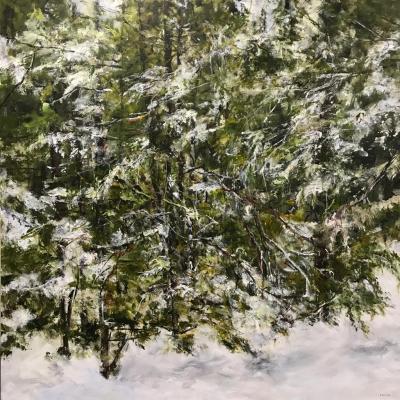 Judy Cheng Winter scene