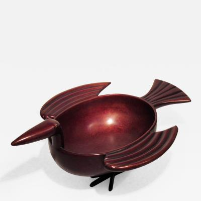 Judy Kensley Mckie Bird Bowl
