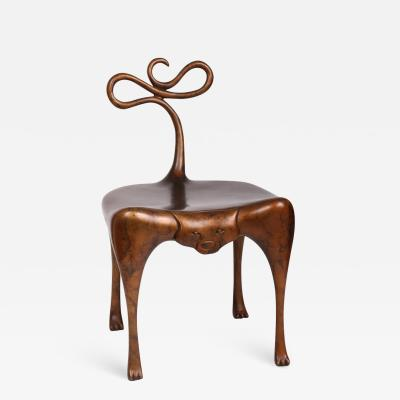 Judy Kensley Mckie Cat Chair