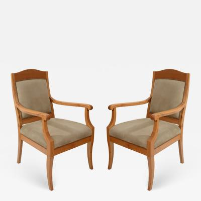 Jugendstil Salon Chairs