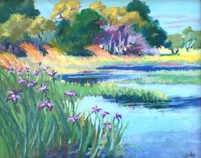 Julee Docking Wild Iris