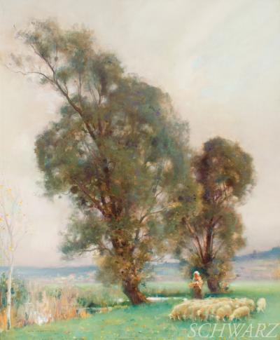 Jules Alexis Muenier Landscape