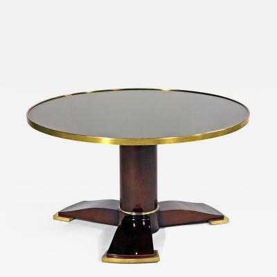 Jules Leleu Art Deco coffee table