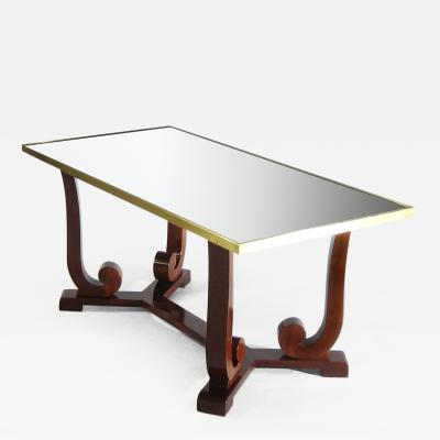 Jules Leleu Coffee Table