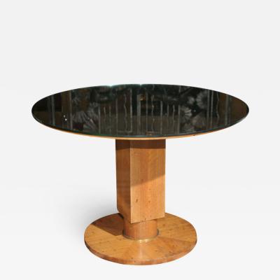 Jules Leleu Fine Art Deco Cofee Table by Jules Leleu