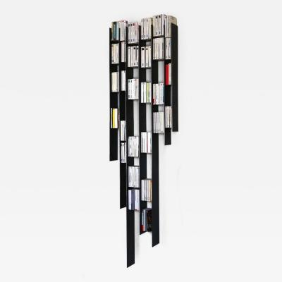 Jules Lobgeois Rain Book Shelf by Jules Lobgeois
